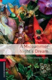 Oxford Bookworms 3 A Midsummer Nights Dream