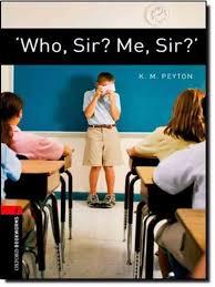 Oxford Bookworms 3 WHO SIR ME SIR