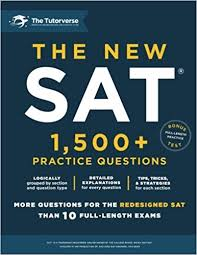 The New SAT 1500+ Practice Questions