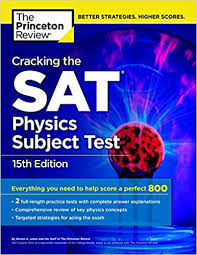 The Princeton Review 2014 - Cracking the SAT Physics Subject Test 15th Edition
