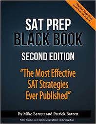 The SAT Prep Black Book 2nd Edition