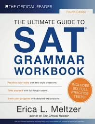 The Ultimate Guide to SAT Grammar Workbook 4th Edition