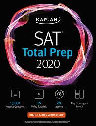 Kaplan SAT Total Prep 2020