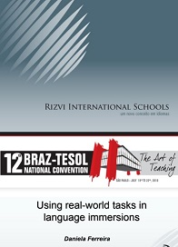 Brazil TESOL Presentation