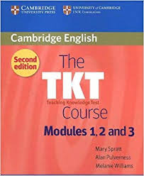 The TKT Course Modules 1-2-3 Second Edition Version 1