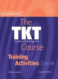 The TKT Course Training Activities CD-ROM Ebook