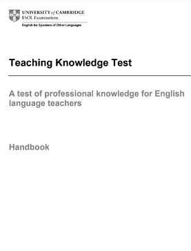 Georgia Education Exam TKT Handbook