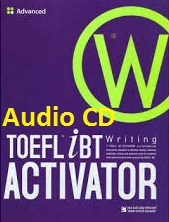 TOEFL IBT Activator Advanced Writing (Audio)