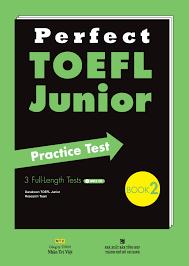 Perfect TOEFL Junior Practice Test Book 2