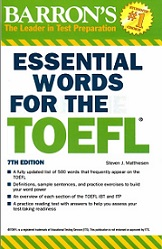 Barron Essential Words For The TOEFL 7th Edition (Ebook)