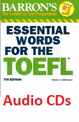 Barron Essential Words For The TOEFL 7th Edition (Audio)