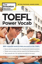 TOEFL Power Vocab 800+Essential Words to Help You Excel on the TOEFL