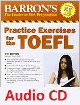 Barron Practice Exercises For The Toefl 7th Edition (Audio)