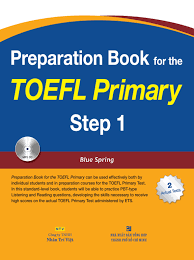 TOEFL Primary Step 1 Preparation Book Audio CDs