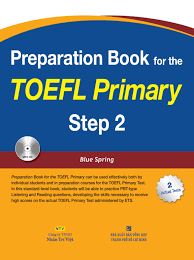 TOEFL Primary Step 2 Preparation Book Audio CDs