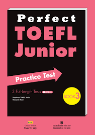 Perfect TOEFL Junior Practice Test Book 3