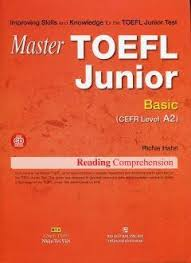Master Toefl Junior - Reading Comprehension - Basic CEFR Level A2 (Ebook)