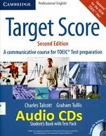 Target Score Student Book Toeic Second Edition (Audio)