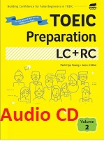 TOEIC Preparation LC+RC Volume 2 (Audio)