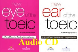 New Ear and New Eye of the TOEIC Audio
