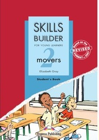Skills Builder For Young Learners - Movers 2 Student book