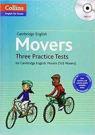 Collins English for Exam - Cambridge English Movers Three Practice Tests