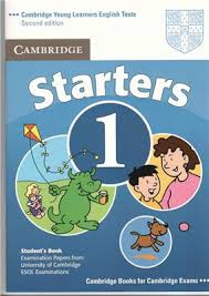 Cambridge YLE Test Starters 1 Student Book Second Edition