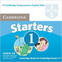 Cambridge YLE Test Starters 1 Class Audio CDs Second Edition