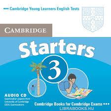 Cambridge YLE Test Starters 3 Class Audio CDs Second Edition