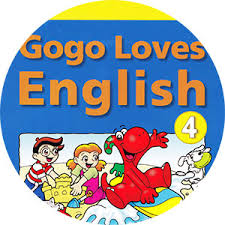 Gogo Loves English 4 DVD Video