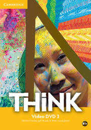 American Think 3 B1+ DVD Video+Activities