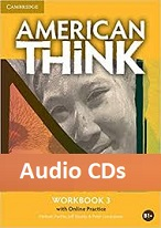 American Think 3 B1+ Workbook Audio CDs