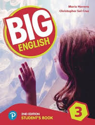 Big English 3 Students Book 2nd Edition American English