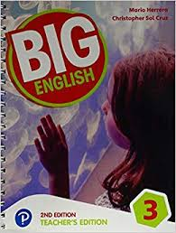 Big English 3 Teacher Book 2nd Edition American English