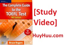 TOEFL Lesson 5 - The Complete Guide to the TOEFL Test PBT Edition